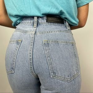 VTG BLCK DENIM High Waist wedgie fit Jeans